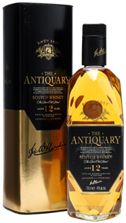 Antiquary Scotch 12 Year 750ml